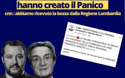 Aggiornamento coronavirus 8 Marzo. Individuati i responsabili della fuga di notizie che ieri ha generato il panico a Milano e in Italia – APPROFONDIMENTO & VIDEO