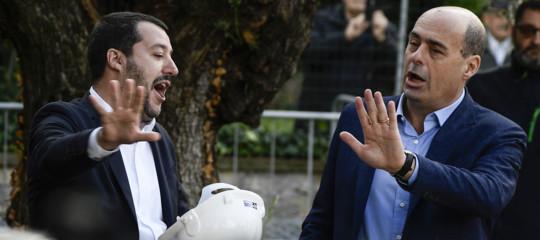 """Vicinanza al Segretario nazionale del PD Zingaretti e a quello della lega Salvini entrati in """"quarantena"""" per via del coronavirus – APPROFONDIMENTO"""