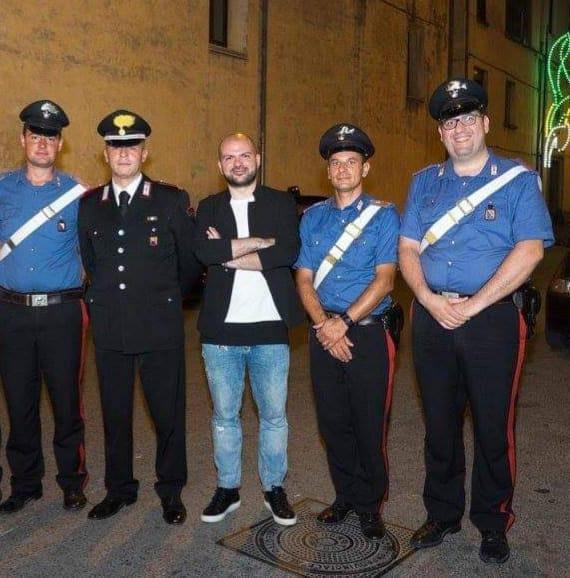 Grazie all'Arma dei Carabinieri ed in special modo ai militari della Stazione di Serino per come stanno affrontando l'emergenza coronavirus
