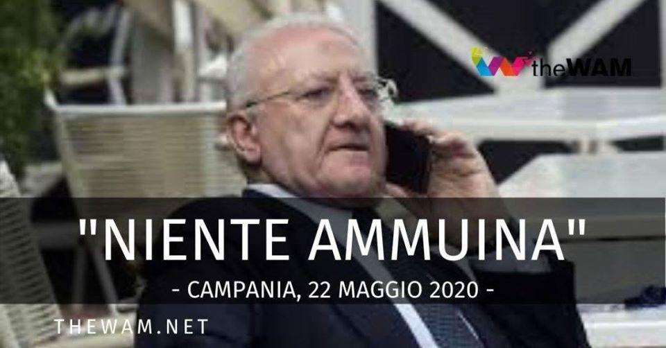 La demagogia di De Luca sul coronavirus è un escamotage per evitare di affrontare i problemi reali in Campania – APPROFONDIMENTO