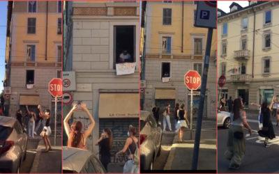 4 Maggio: l'Italia riparte, un passo alla volta, mentre a Milano si balla in strada in piena emergenza – ARTICOLO realizzato per stylise.it – VIDEO