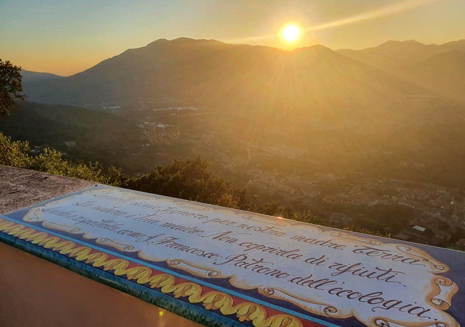 Pomeriggio di allenamento a Montoro presso il Monte dell'Incoronata 🏞❤🌄 FOTO & APPROFONDIMENTO
