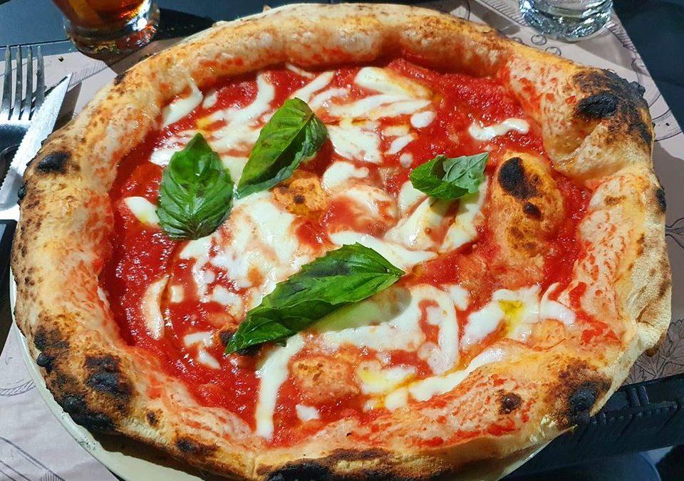 Lode alla pizza Margherita 🍕😍🌌