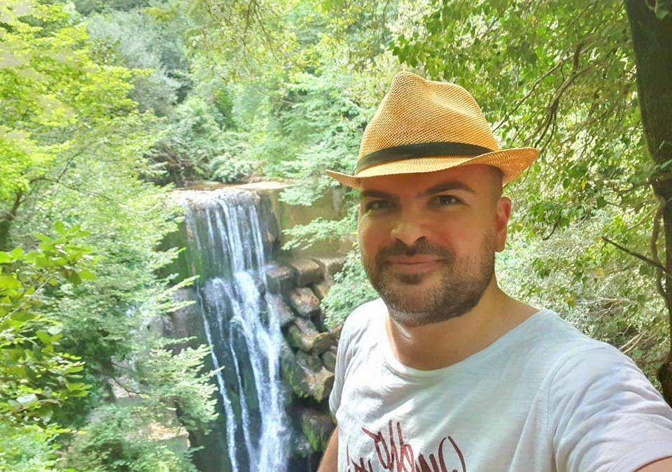 Buon Ferragosto a tutti dalla Cascata del Fascio di Montella ❤ FOTO & VIDEO