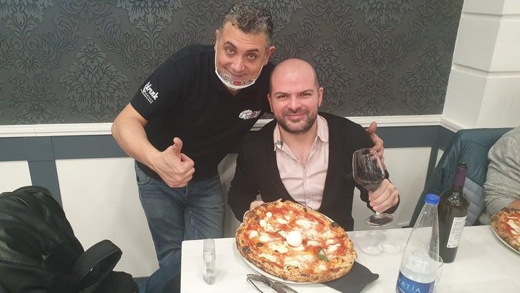 """Auguri a """"Il testone – #pizzastore"""", per i suoi primi 2 anni di attività, dalla rubrica """"A tavola con Rocco"""" – FOTO"""