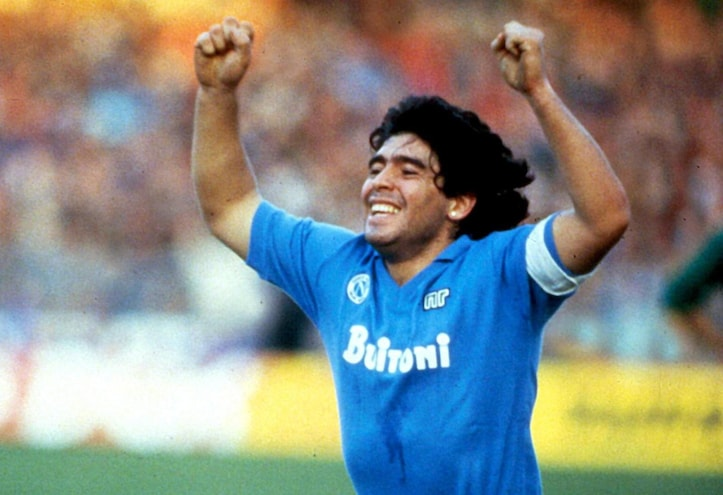 Adios Comandante Maradona..gracias por todo 😭💙✊🏻 – FOTO, VIDEO & APPROFONDIMENTO
