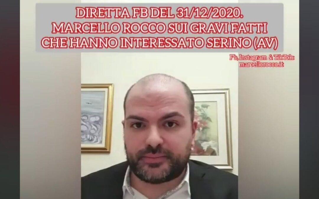 Replica della diretta fb del 31/12/2020 sui gravi fatti di Serino (AV) – VIDEO