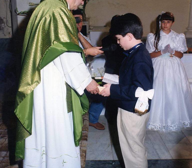 Ciao Padre Ottavio