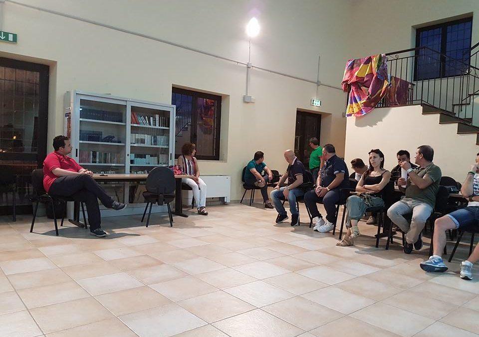 Confronto pubblico con i commercianti di Serino e waiting for #NotteBianca 🌌🌄🎆