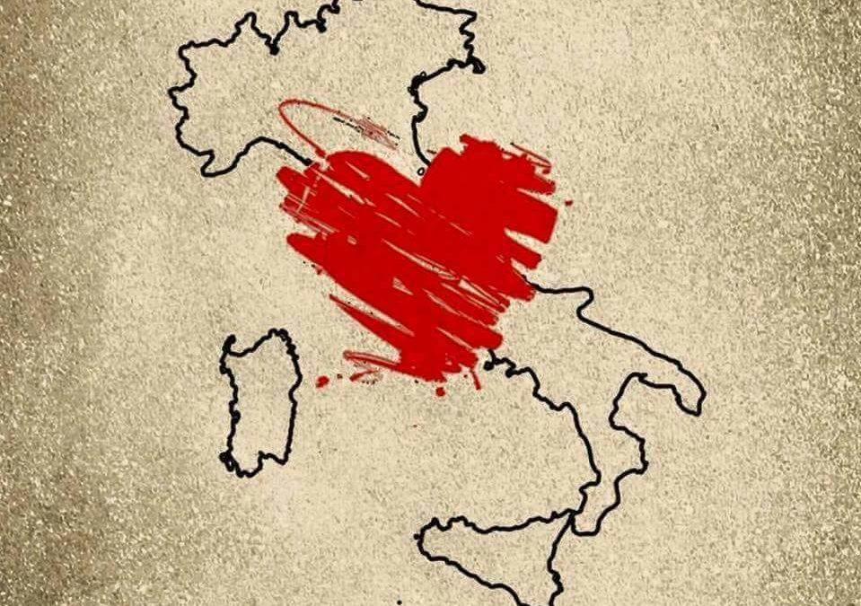 "GD-PD Serino e IDEA Irpinia: ""Terremoto, aiutateci ad aiutare"""