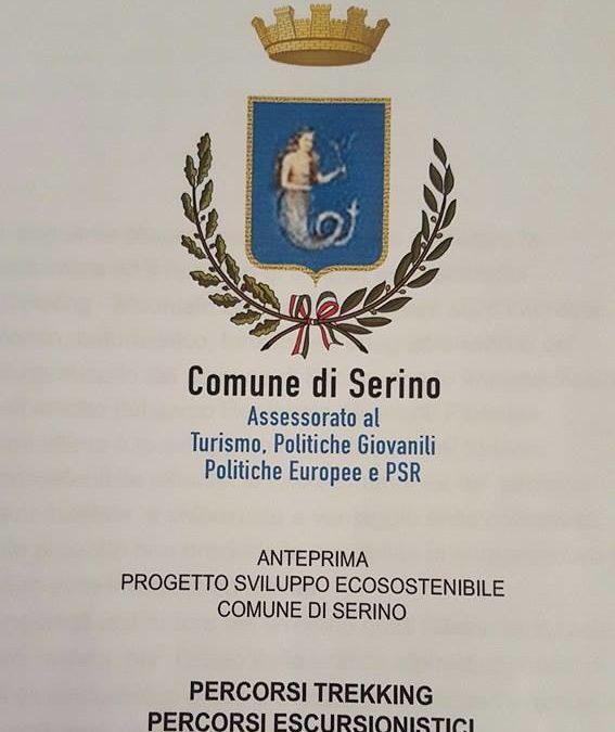 Presentazione dell'anteprima del progetto di sviluppo turistico ecosostenibile del Comune di Serino