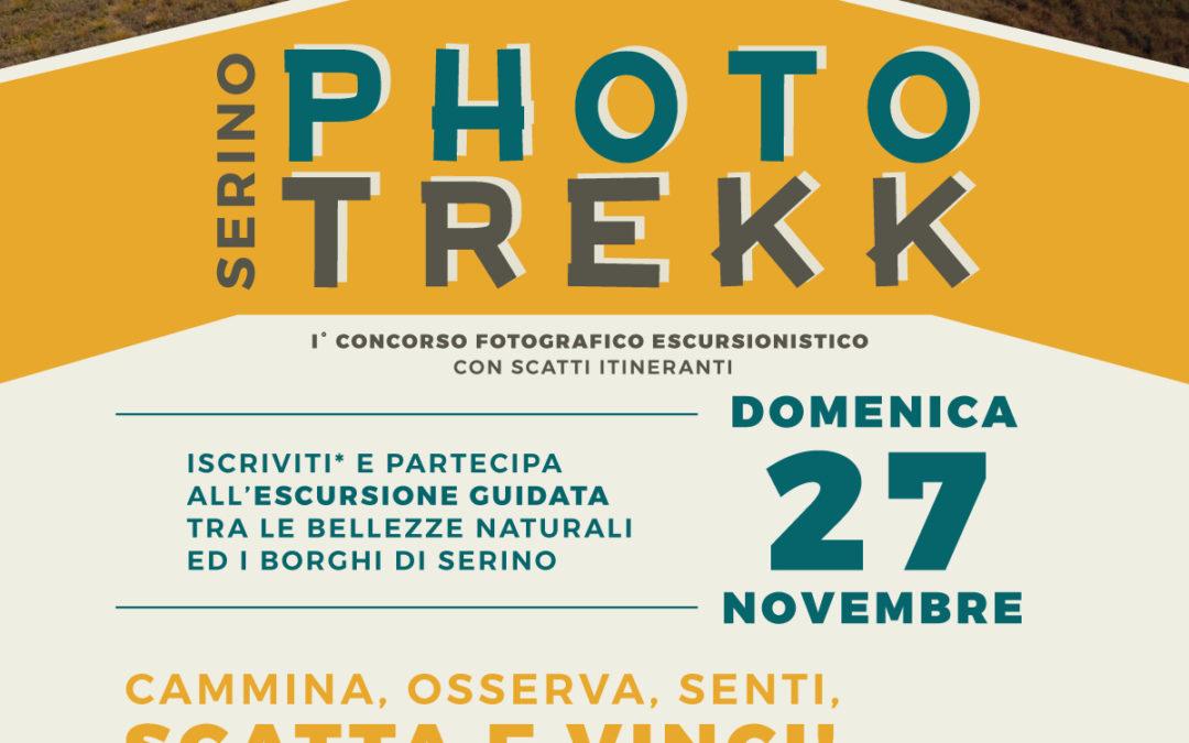 Serino Photo Trekk. Il Progetto di Turismo Ecosostenibile del Comune di Serino prende vita