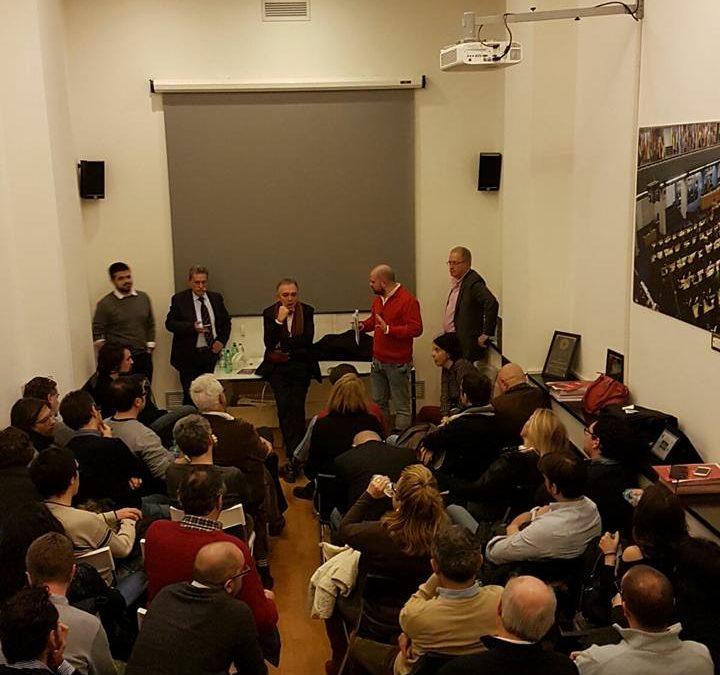 Con Enrico Rossi per ricostruire un PD di Sinistra attraverso la Rivoluzione Socialista – FOTO