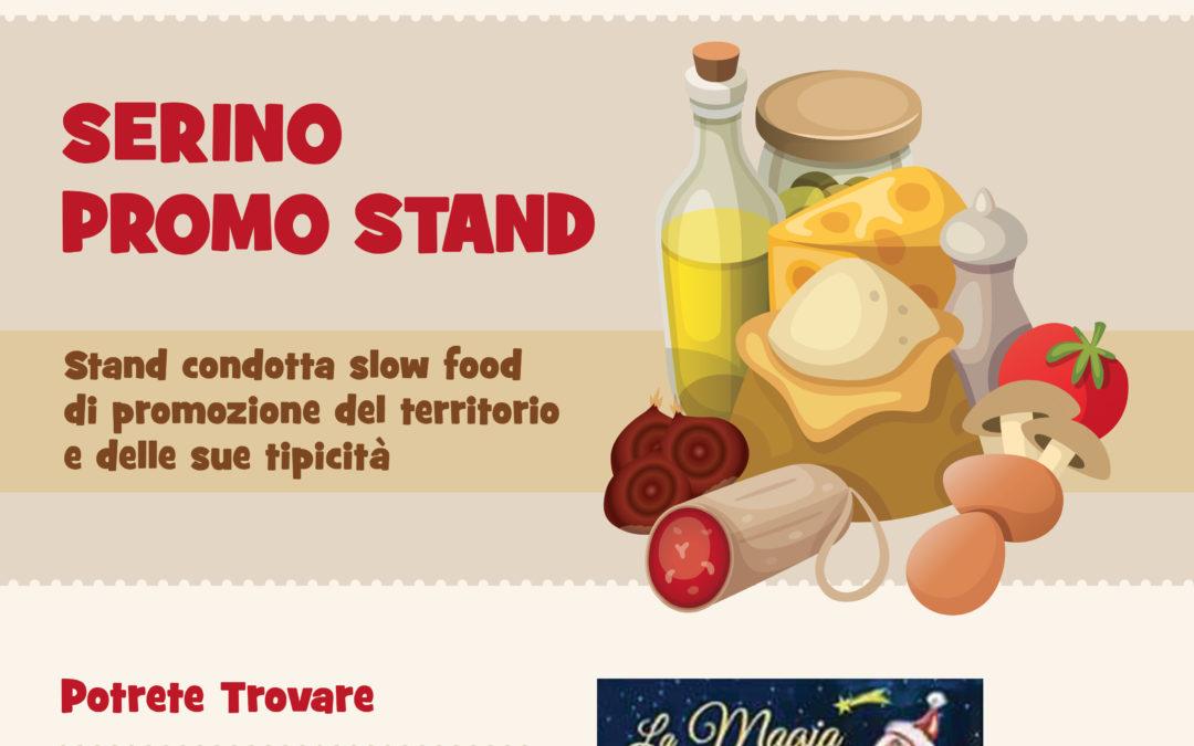 """""""Serino Promo Stand"""" per promuovere e valorizzare l'Alta Valle del Sabato attraverso le sue eccellenze"""