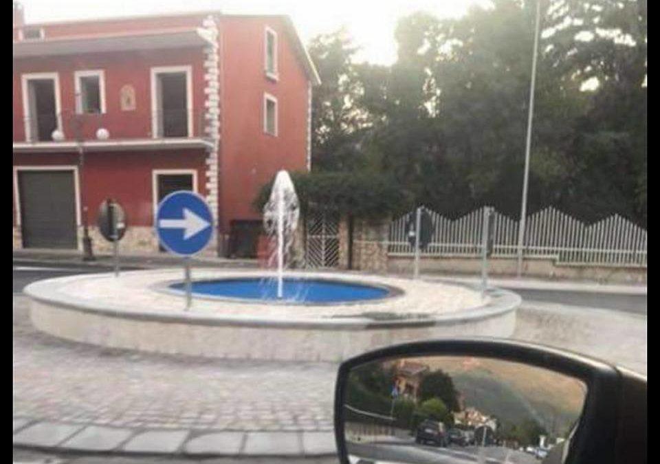 """AGGIORNAMENTO emergenza idrica. La """"fontanella della discordia"""" e le fake news serinesi – FOTO"""