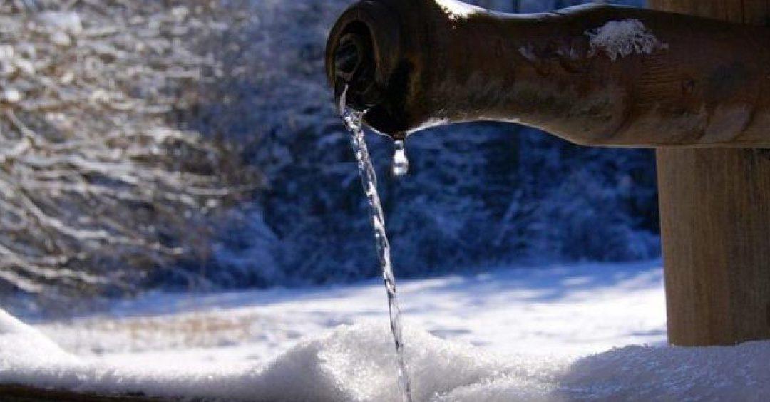 Ordinanza chiusura scuole e consigli per proteggere i contatori dal gelo – 28 Febbraio 2018 – Serino (AV) – FOTO