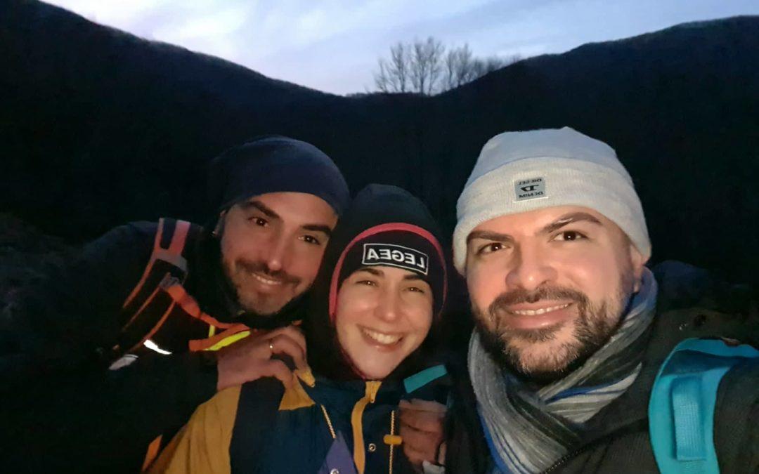 """Continuano i corsi per """"Operatore Escursionistico"""" ENDAS-CONI. Oggi esercitazione sul Monte Terminio, domani Agropoli – FOTO"""