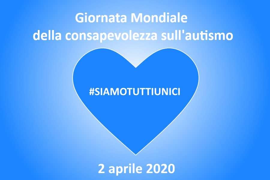 2 Aprile 2020. Giornata internazionale dell'autismo – VIDEO