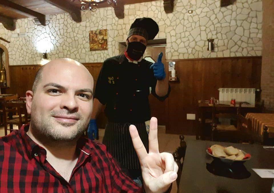 """Rubrica: """"A tavola con Rocco"""". Presentazione """"Osteria La Torre"""" di Serino (AV) – FOTO"""