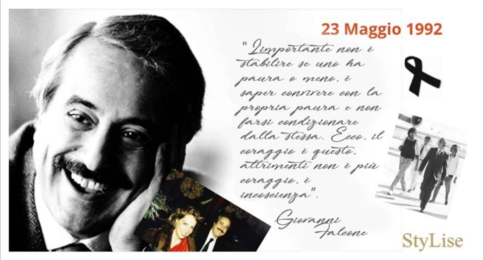 28 anni senza Giovanni Falcone. Il suo ricordo vive in noi – ARTICOLO realizzata per stylise.it – FOTO & VIDEO