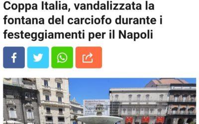 Coppa Italia: inciviltà e rapine sono atti criminali che niente hanno a che fare con il tifo – APPROFONDIMENTO