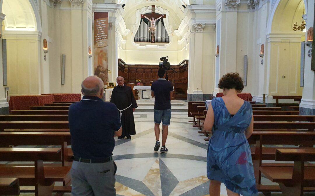 La comunità di Serino piange Padre Tommaso, vittima del Covid – APPROFONDIMENTO