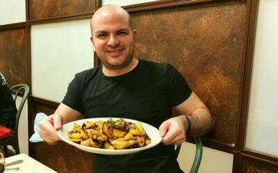 """La rubrica """"A tavola con Rocco"""" vi consiglia il """"pollo scucchiato"""" dell'osteria """"La Terrazza"""" – FOTO"""