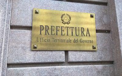 Rocco e De Luca in Prefettura per denunciare le gravi violazioni di legge avvenute a Serino – DOCUMENTI IN ALLEGATO & RASSEGNA STAMPA